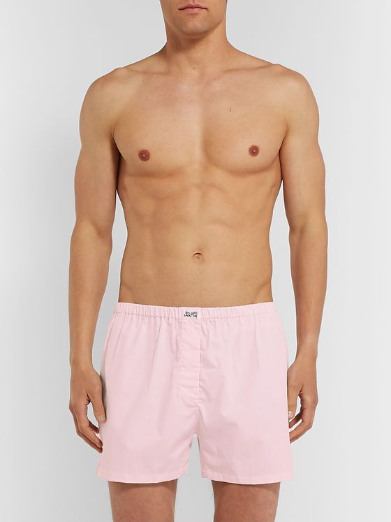 Les Girls Les Boys Cotton Boxer Shorts