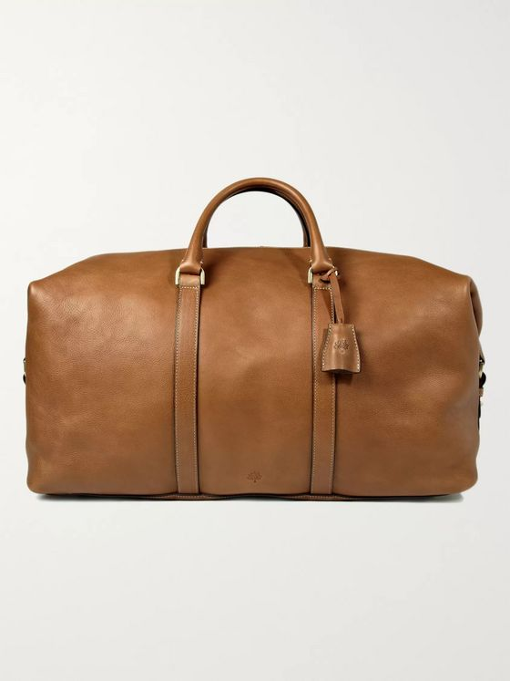 MULBERRY Clipper Leather Holdall