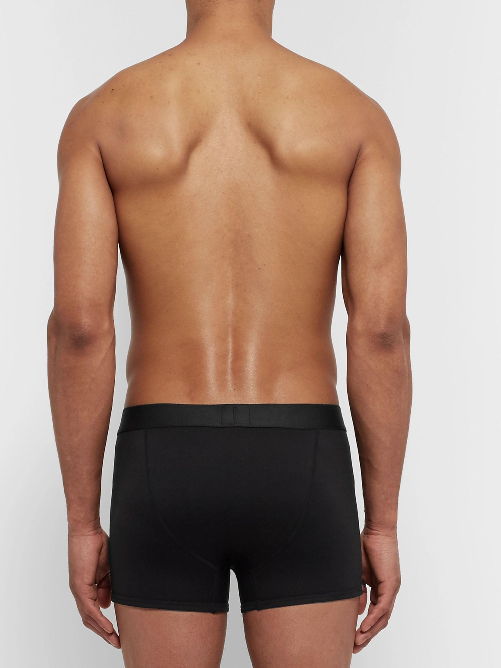 Sunspel Superfine Cotton-Jersey Boxer Briefs