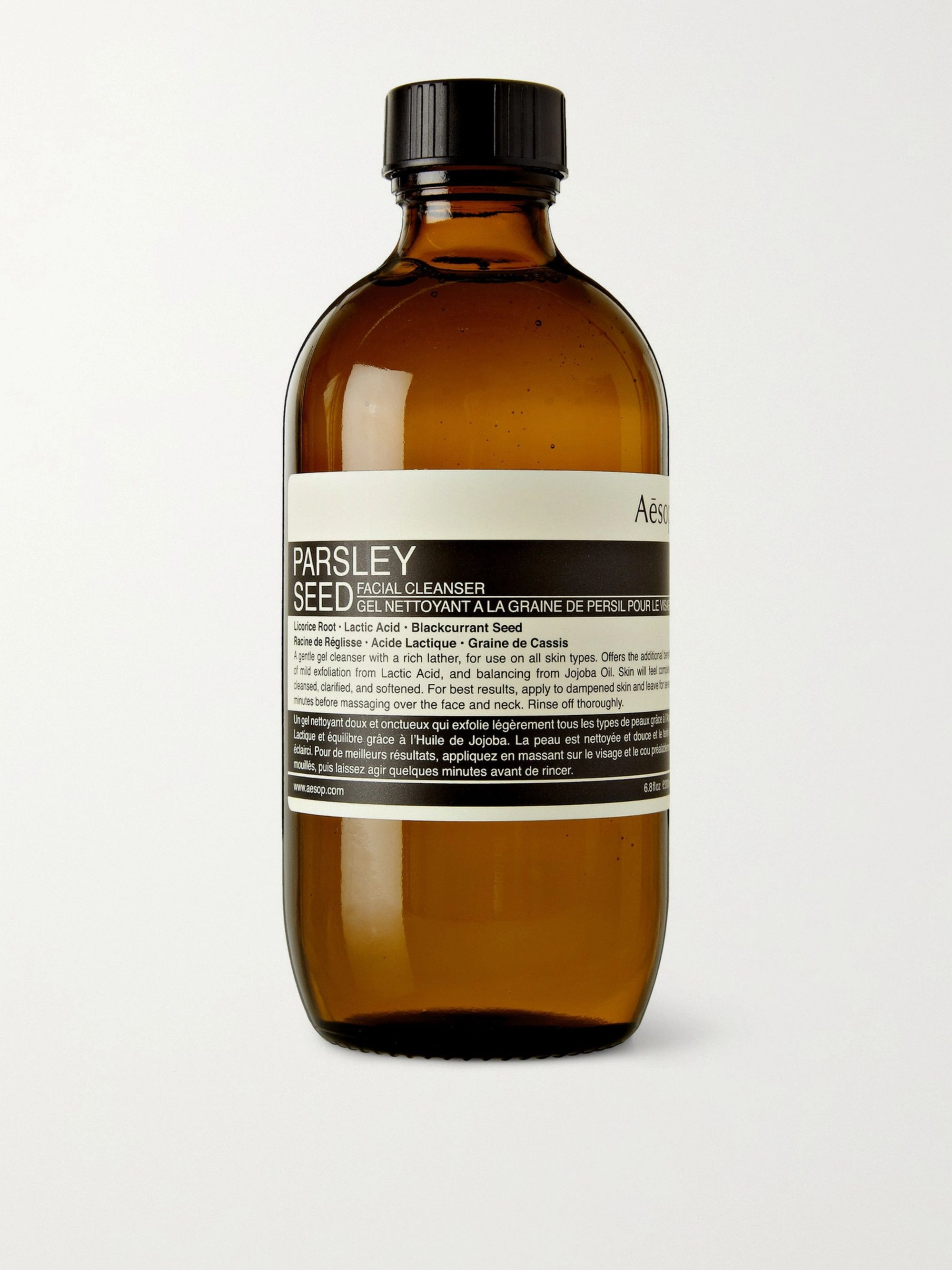 Aesop Parsley Seed Facial Cleanser, 200ml