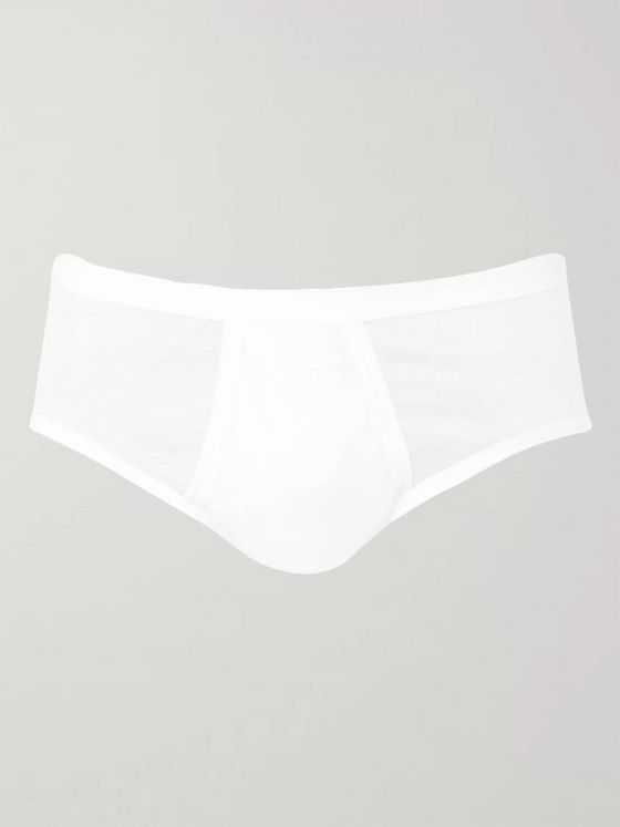 ZIMMERLI Royal Classic Cotton Briefs
