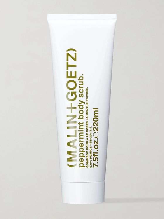 MALIN + GOETZ Peppermint Body Scrub, 220ml