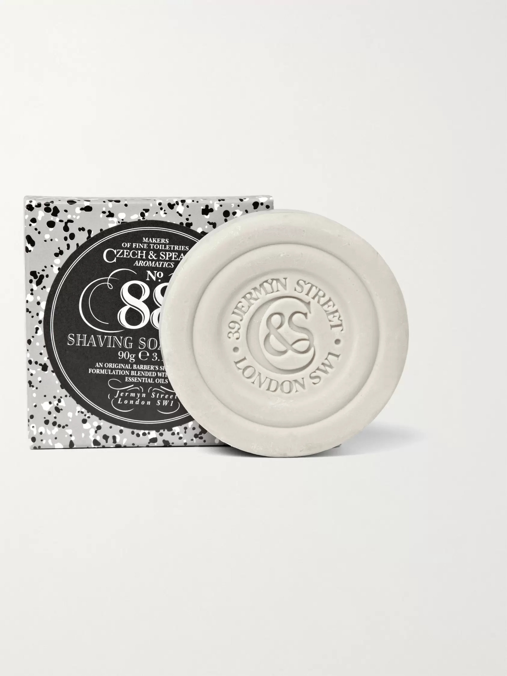 Czech & Speake No. 88 Shaving Soap Refill, 90g