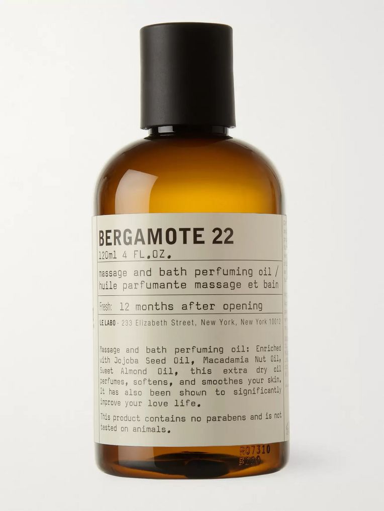 Le Labo Bergamote 22 Body Oil, 120ml