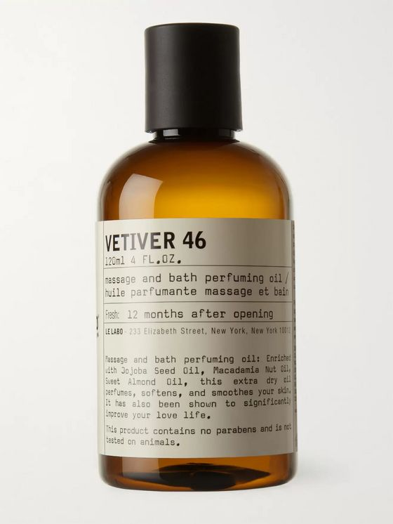 Le Labo Body Oil - Vetiver 46, 120ml