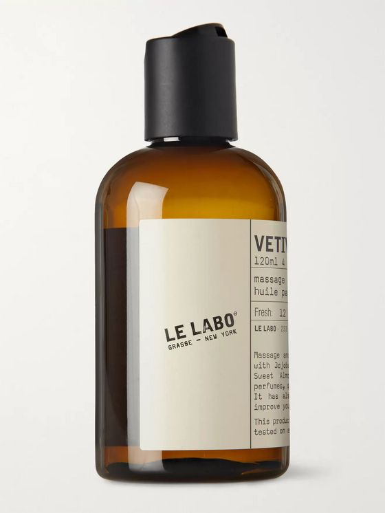 Le Labo Vetiver 46 Body Oil, 120ml