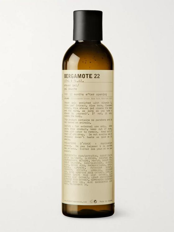 Le Labo Shower Gel - Bergamote 22, 237ml