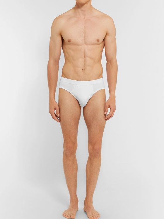 Derek Rose Jack Stretch-Pima Cotton Briefs