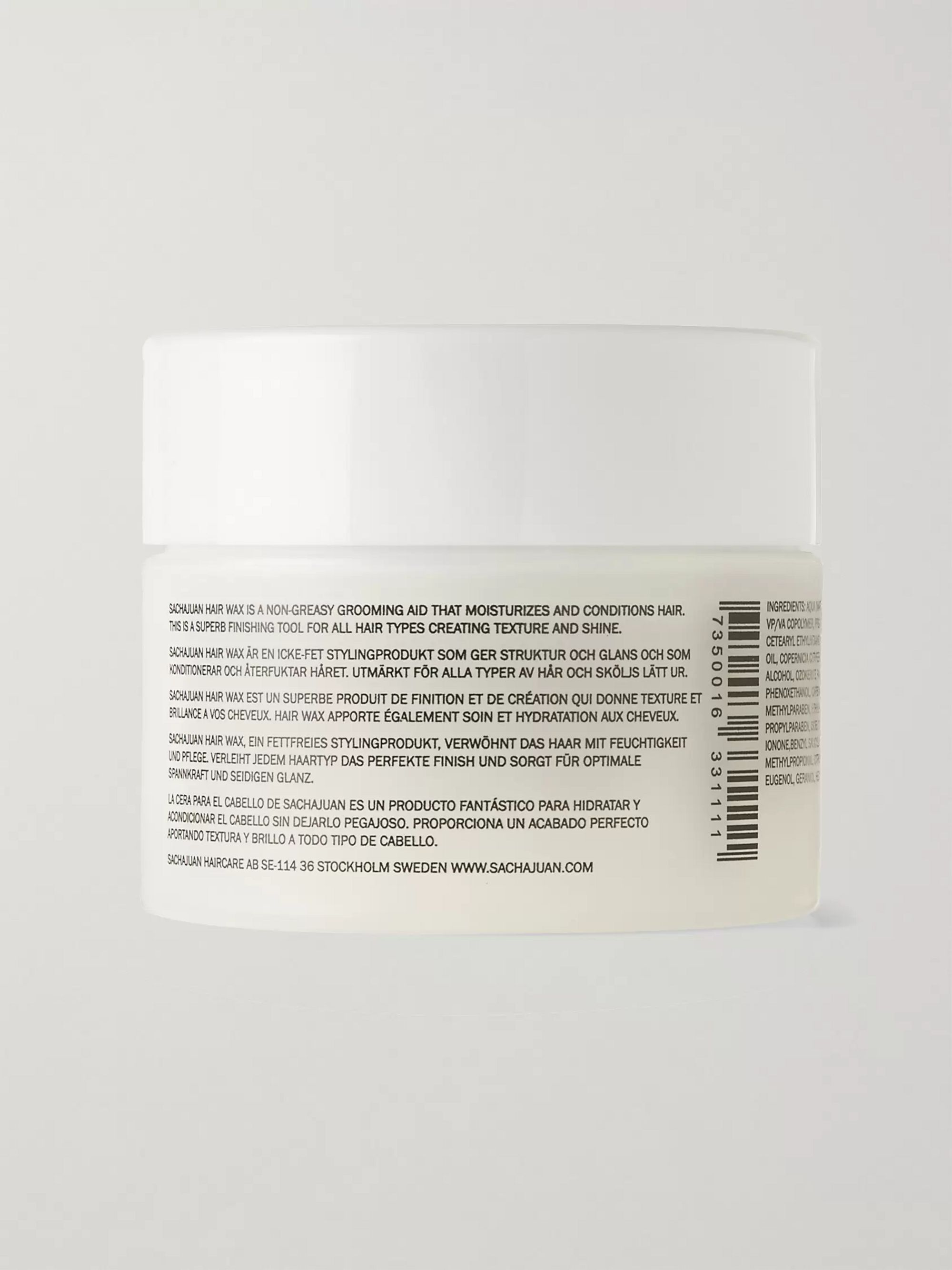 SACHAJUAN Hair Wax, 75ml