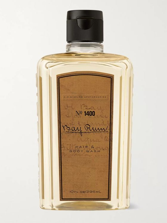 C.O. Bigelow Bay Rum Hair & Body Wash, 295ml