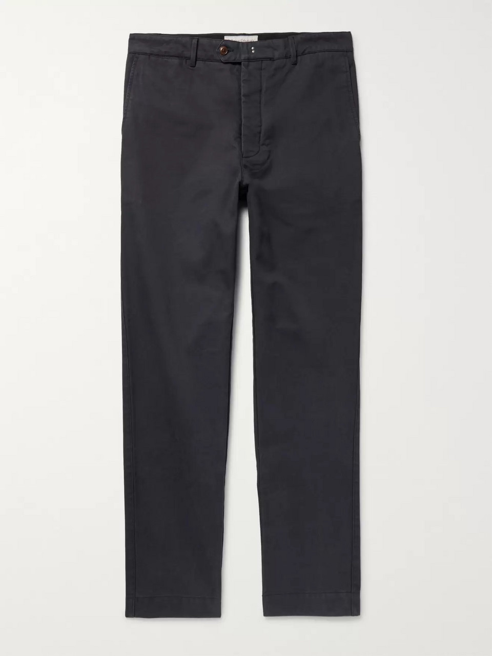 Officine Generale New Fisherman Cotton-Twill Chinos