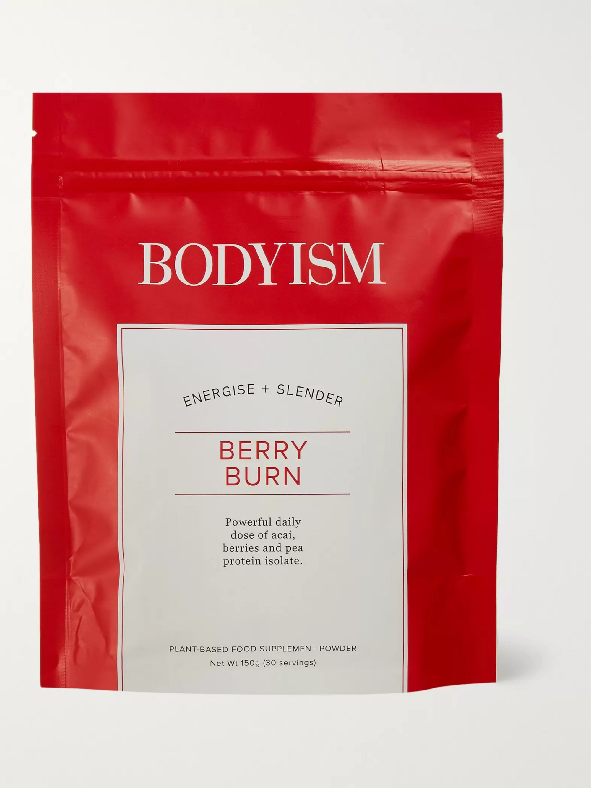 Bodyism Berry Burn Pre-Training Supplement, 150g