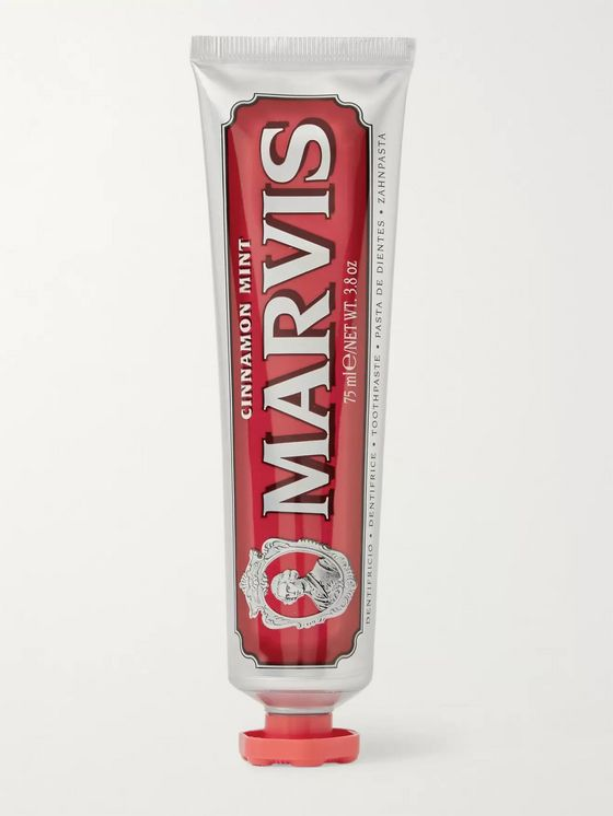 Marvis Cinnamint Toothpaste, 2 x 75ml