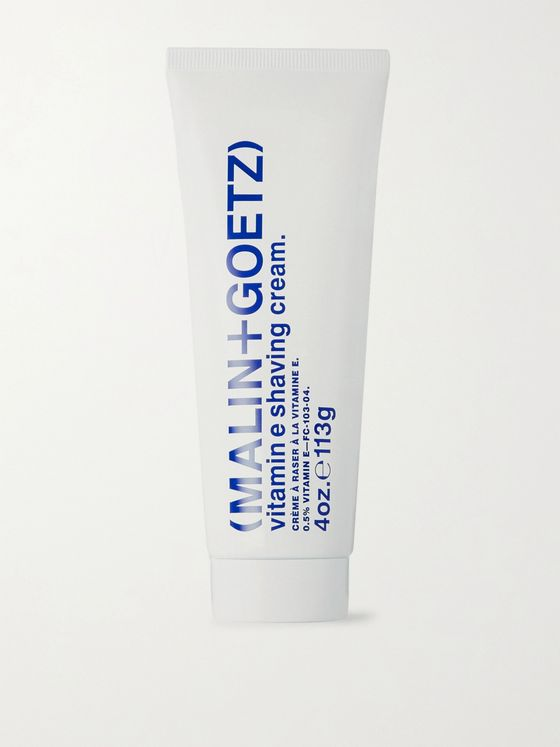 Malin + Goetz Vitamin E Shaving Cream, 118ml