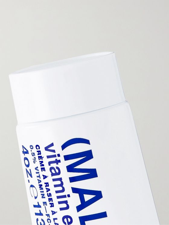 MALIN + GOETZ Vitamin E Shaving Cream, 113g