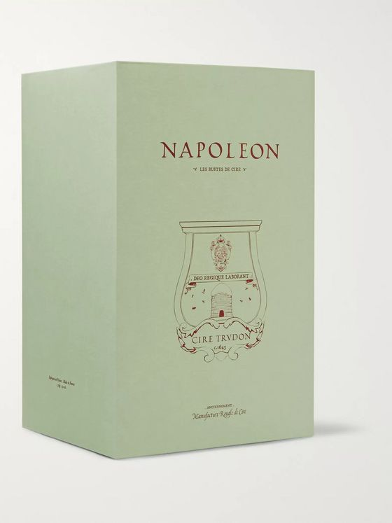 Cire Trudon Napoleon Bust Candle