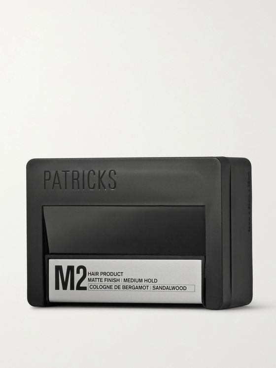 Patricks M2 Matte Finish Medium Hold Pomade, 75g