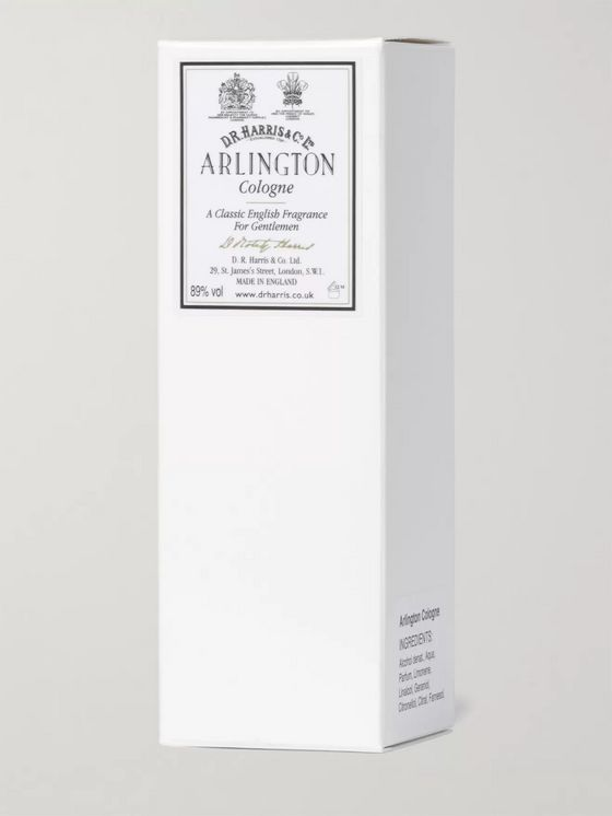 D R Harris Arlington Cologne - Citrus, Fern, 50ml