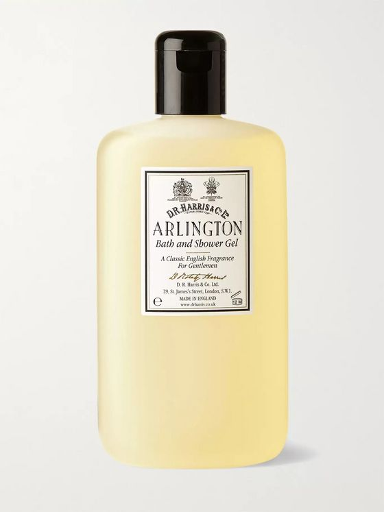 D R Harris Arlington Bath & Shower Gel, 250ml