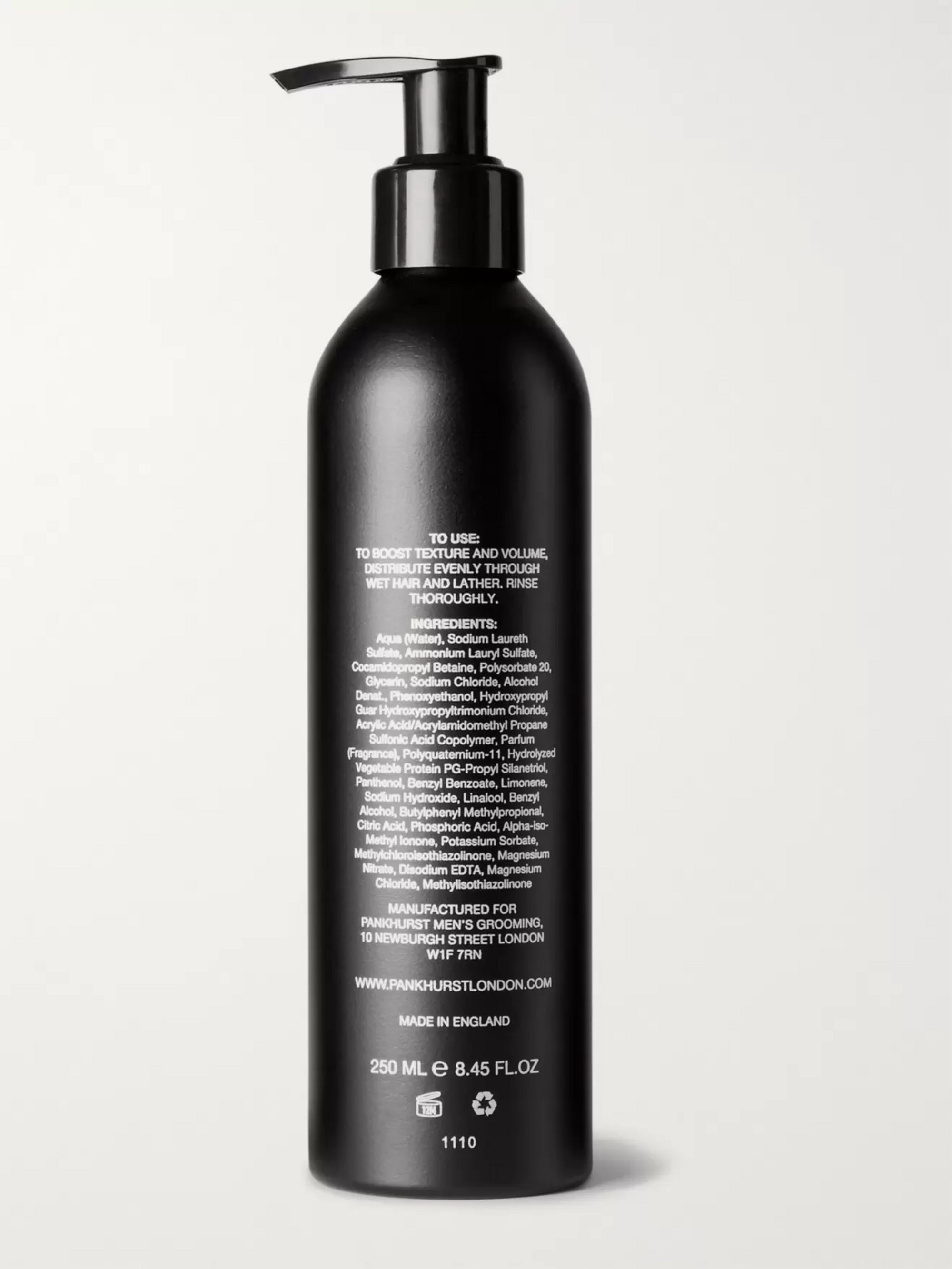 Pankhurst London Thickening Shampoo, 250ml