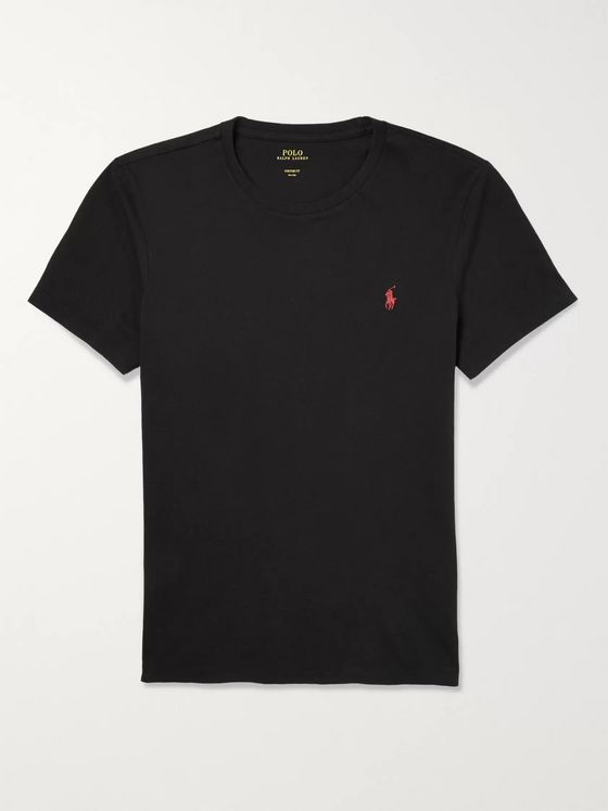 Polo Ralph Lauren Slim-Fit Cotton T-Shirt