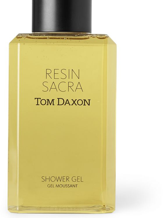 Tom Daxon Resin Sacra Shower Gel, 250ml