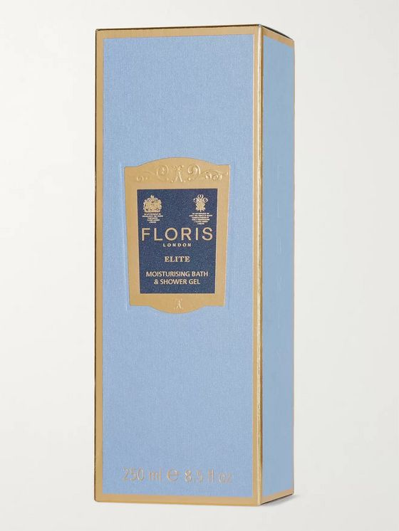 Floris London Elite Bath & Shower Gel, 250ml