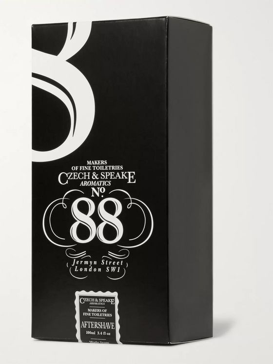 Czech & Speake No. 88 Aftershave Splash - Bergamot, 100ml