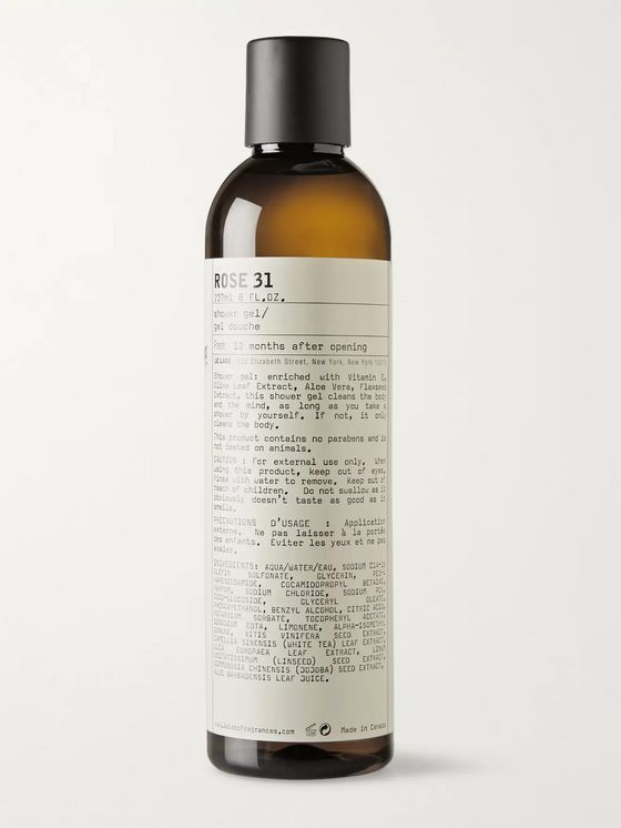 Le Labo Shower Gel - Rose 31, 237ml