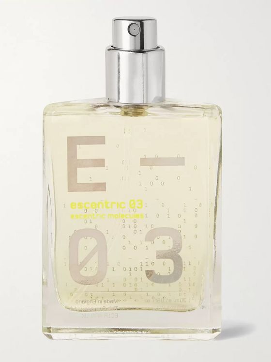 Escentric Molecules Escentric 03 - Vetiver, Mexican Lime and Ginger, 30ml