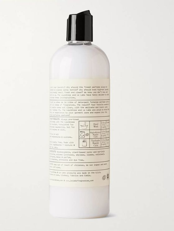 The Laundress + Le Labo Santal 33 Signature Detergent 475ml