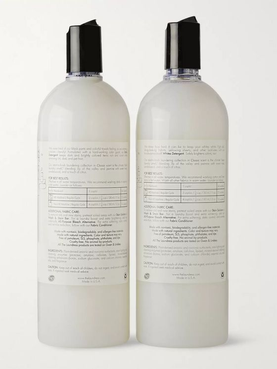 The Laundress Whites & Darks Fabric Care Set 2 x 1L