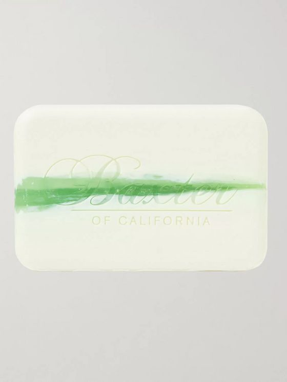 Baxter of California Vitamin Cleansing Bar - Italian Lime, Pomegranate