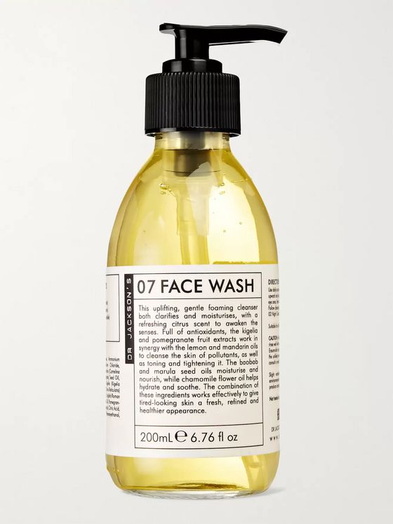Dr. Jackson's 07 Face Wash, 200ml