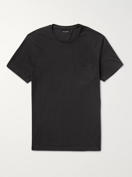 Club Monaco Williams Cotton-Jersey T-Shirt