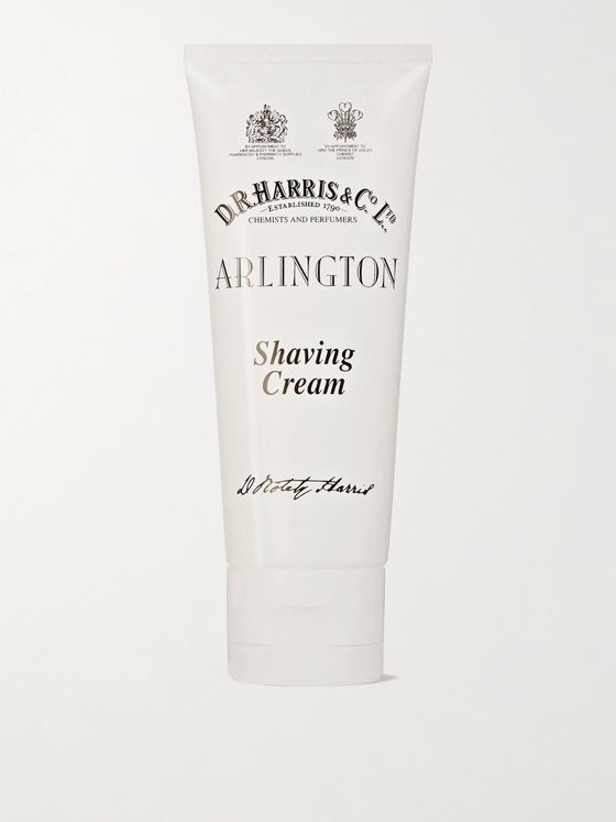 D R Harris Arlington Shaving Cream Tube, 75g
