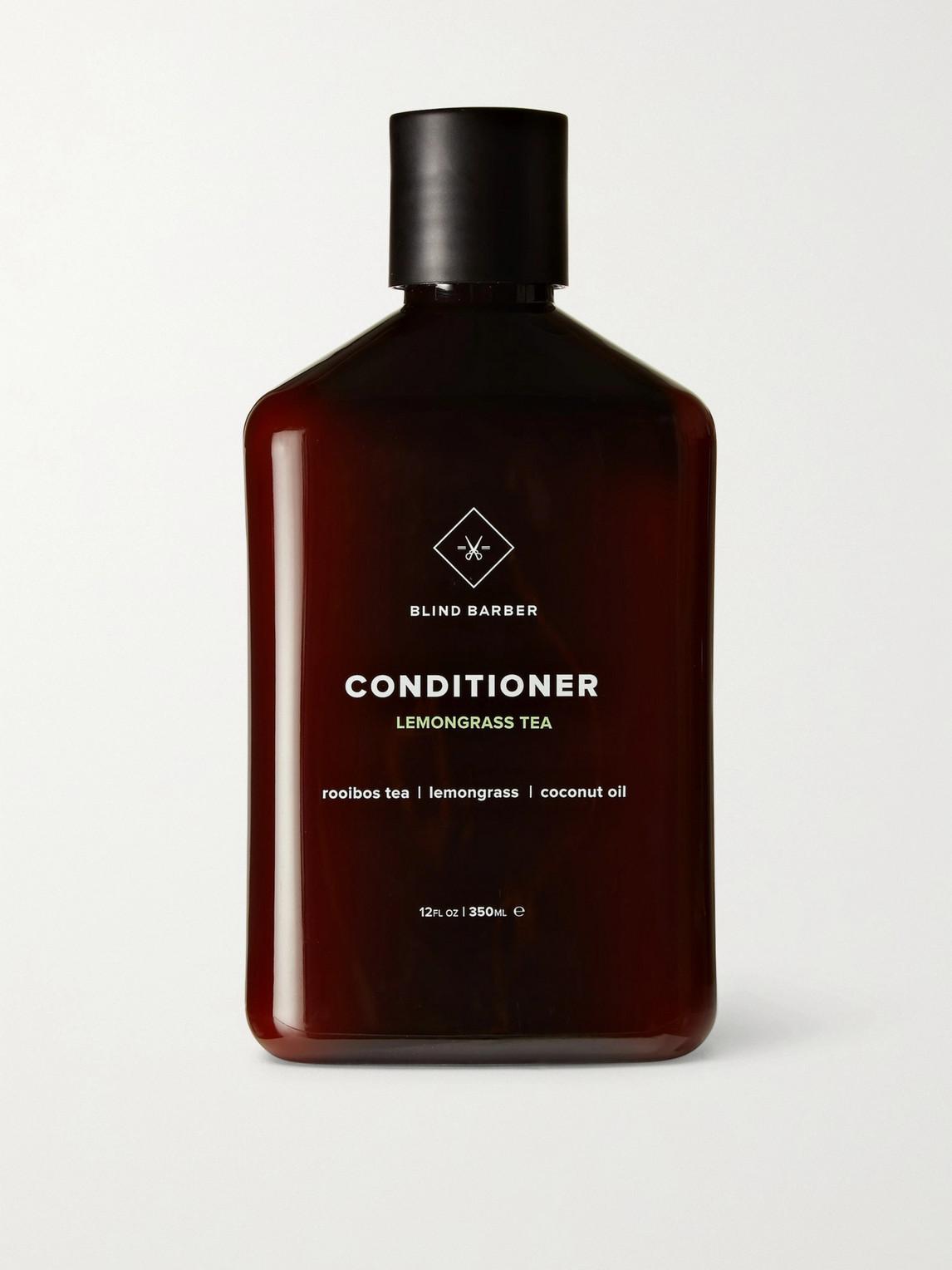 Blind Barber Lemongrass Tea Conditioner, 350ml In Colorless
