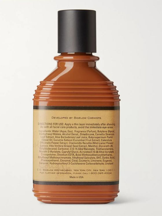 C.O. Bigelow Bay Rum Aftershave Balm, 100ml