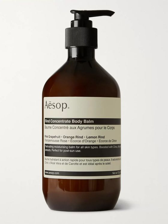 AESOP Rind Concentrate Body Balm, 500ml