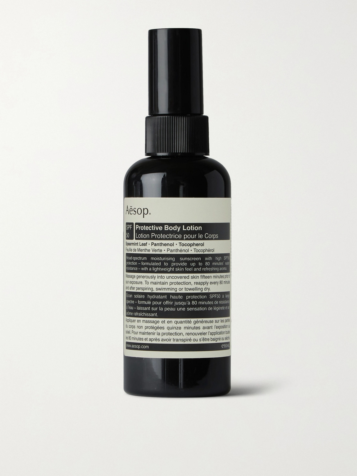 Aesop Spf50 Protective Body Lotion, 150ml In Colorless