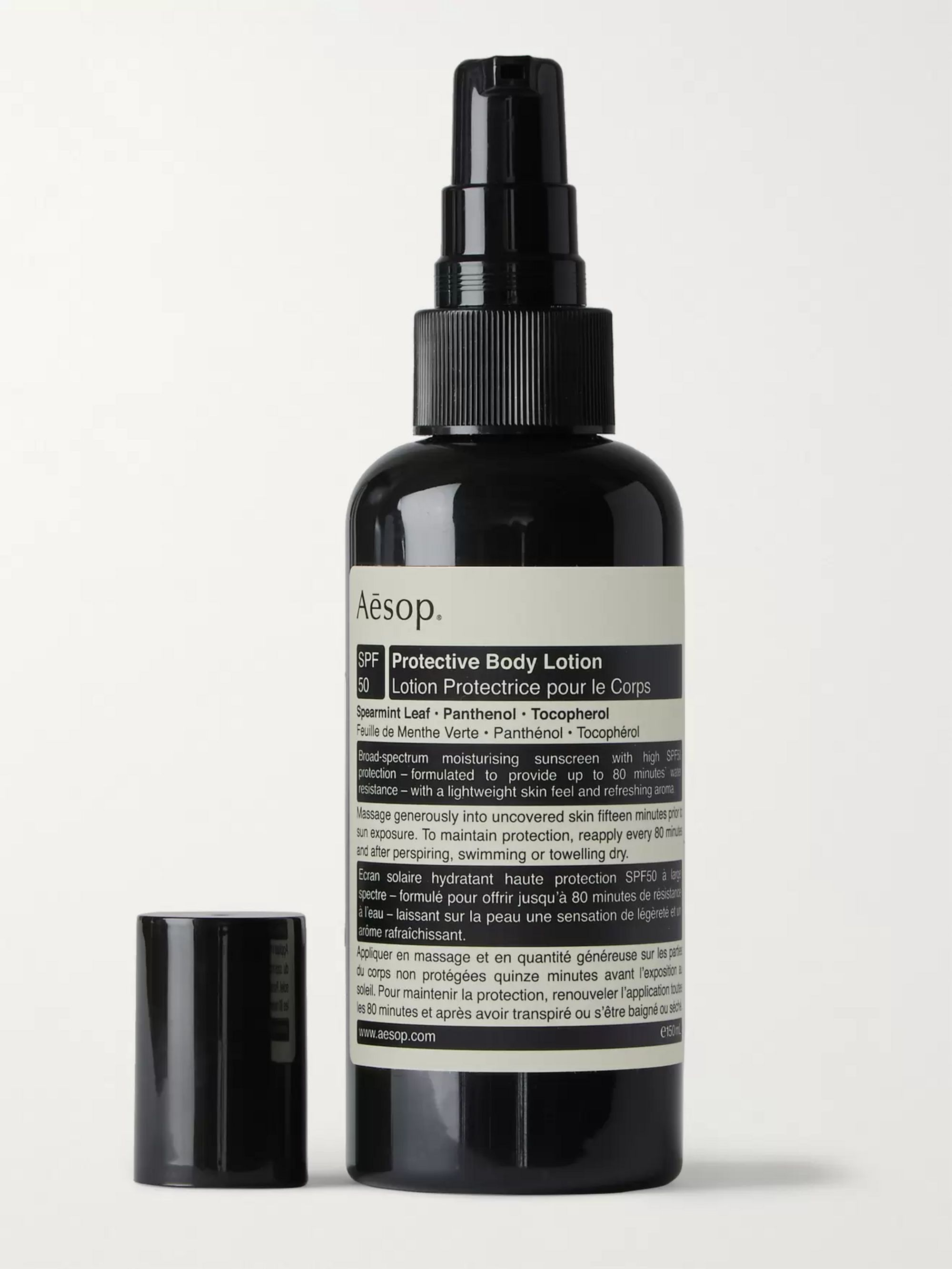 AESOP Avail Body Lotion SPF50, 150ml