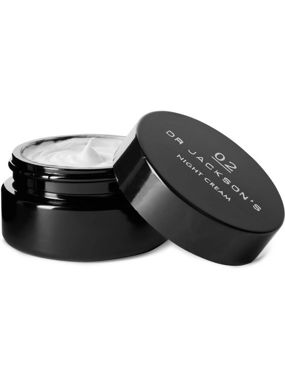 Dr. Jackson's 02 Night Skin Cream, 30ml