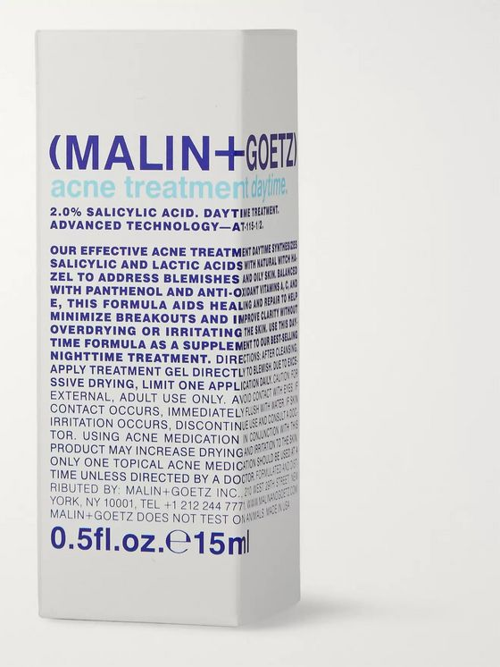 Malin + Goetz Daytime Acne Treatment, 15ml