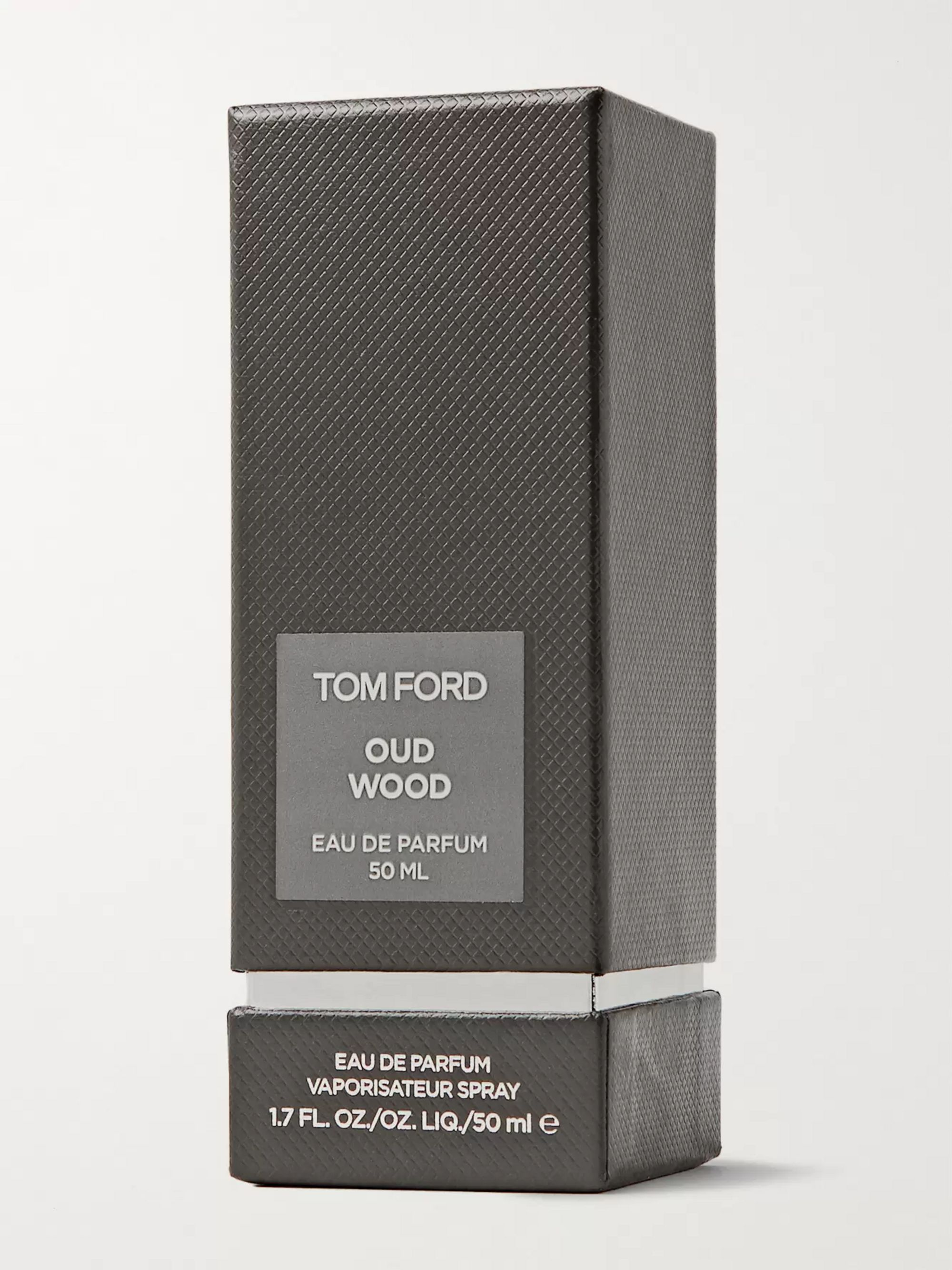 TOM FORD BEAUTY Oud Wood Eau De Parfum - Rare Oud Wood, Sandalwood & Chinese Pepper, 50ml