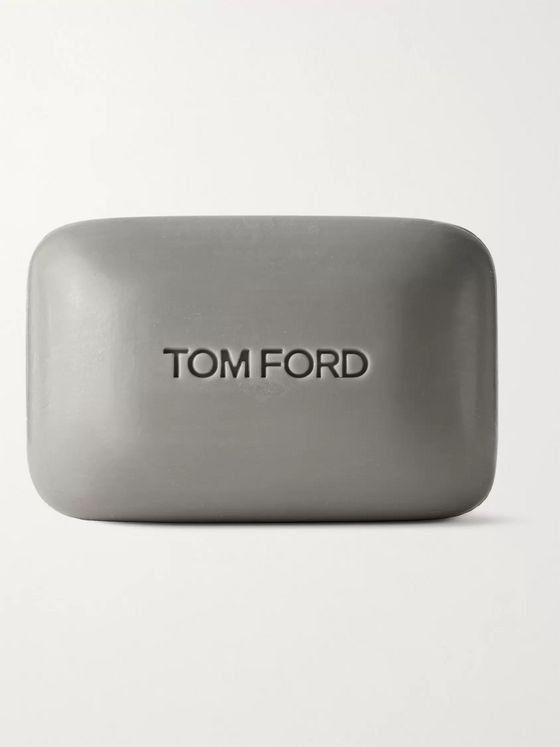 TOM FORD BEAUTY Oud Wood Bar Soap, 150g
