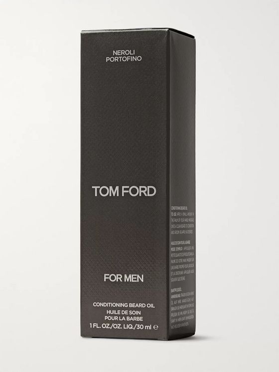 TOM FORD BEAUTY Neroli Portofino Conditioning Beard Oil, 30ml