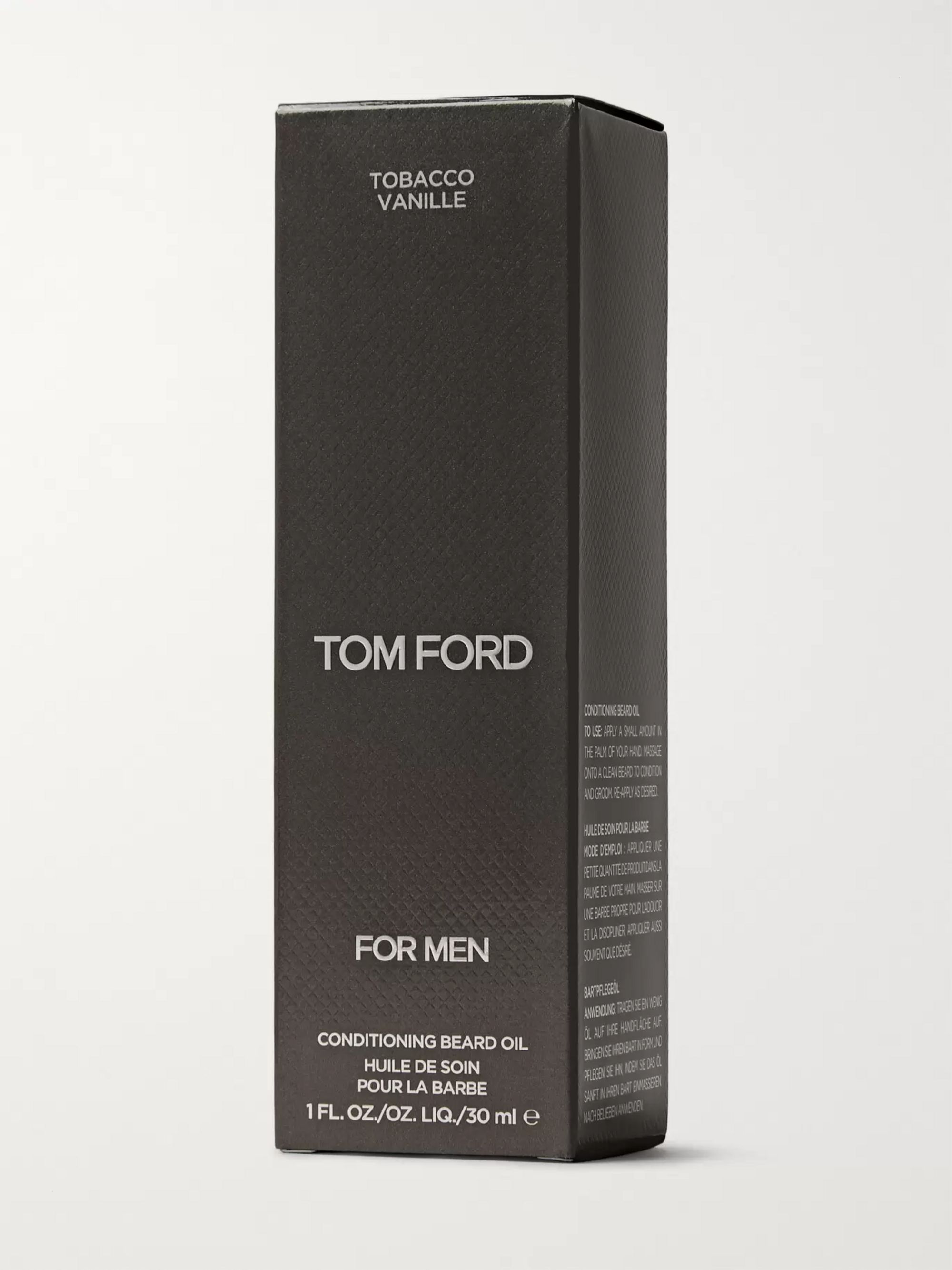 TOM FORD BEAUTY Tobacco Vanille Conditioning Beard Oil, 30ml