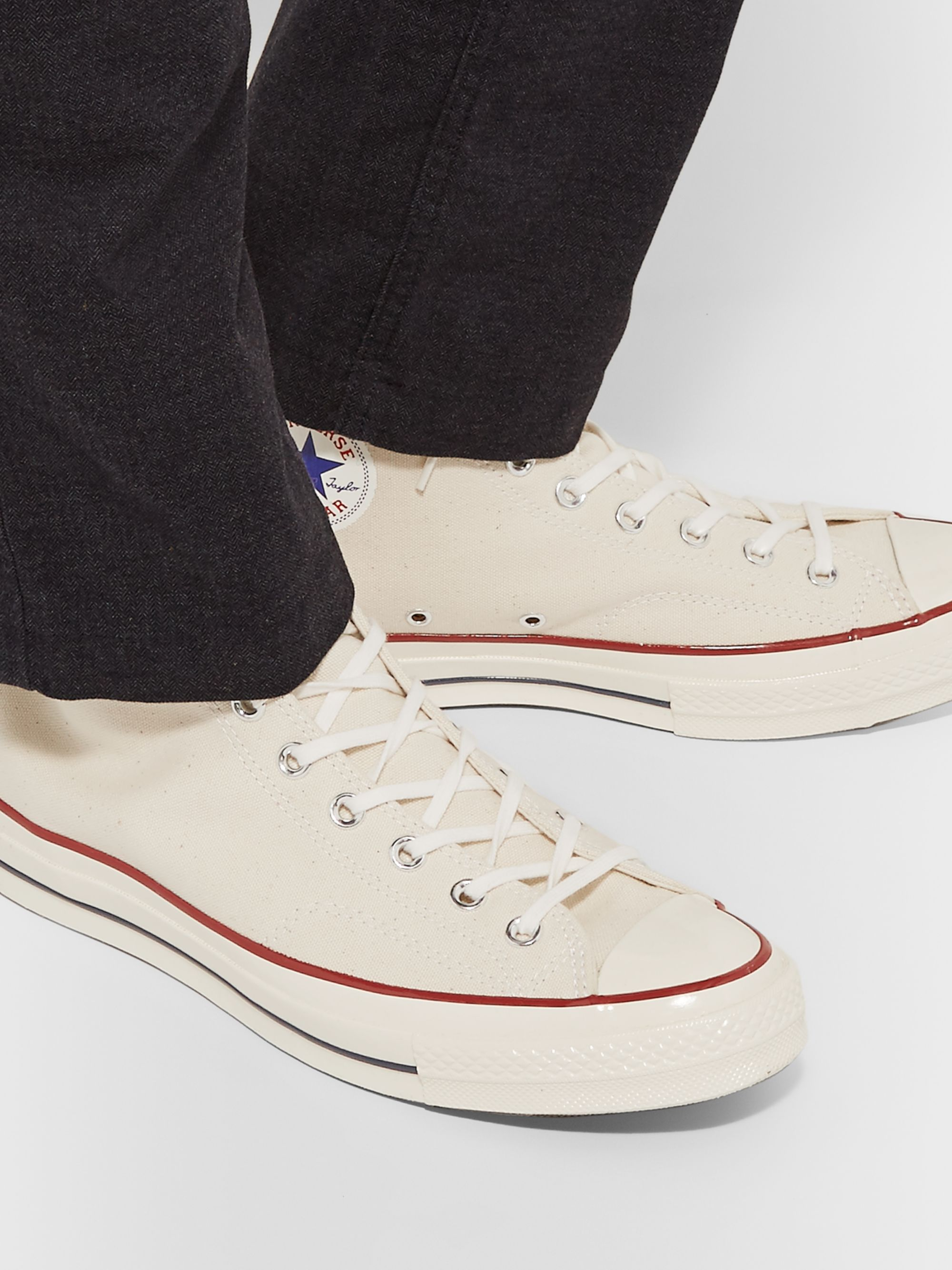 Converse Chuck Taylor All Star 70s Hi Off White in 2020