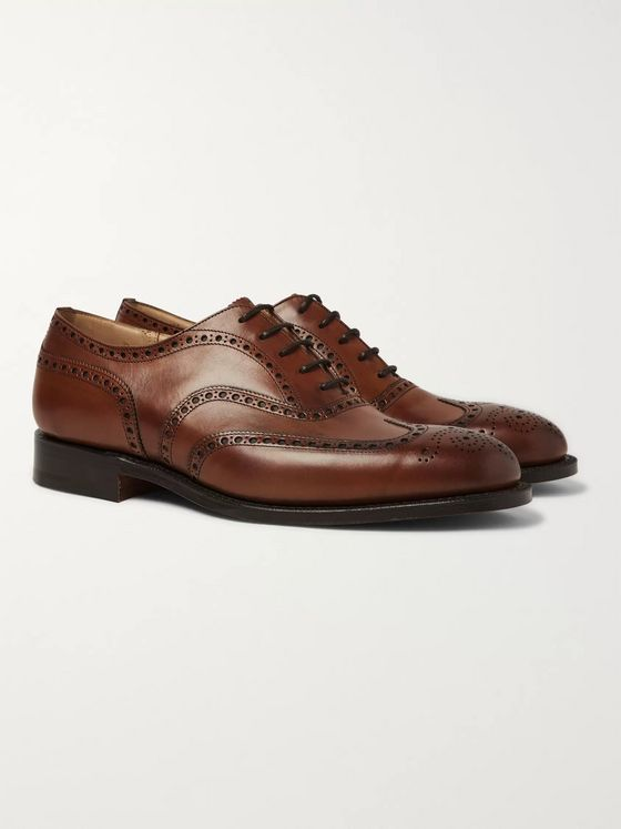 Church's Chetwynd Leather Oxford Brogues
