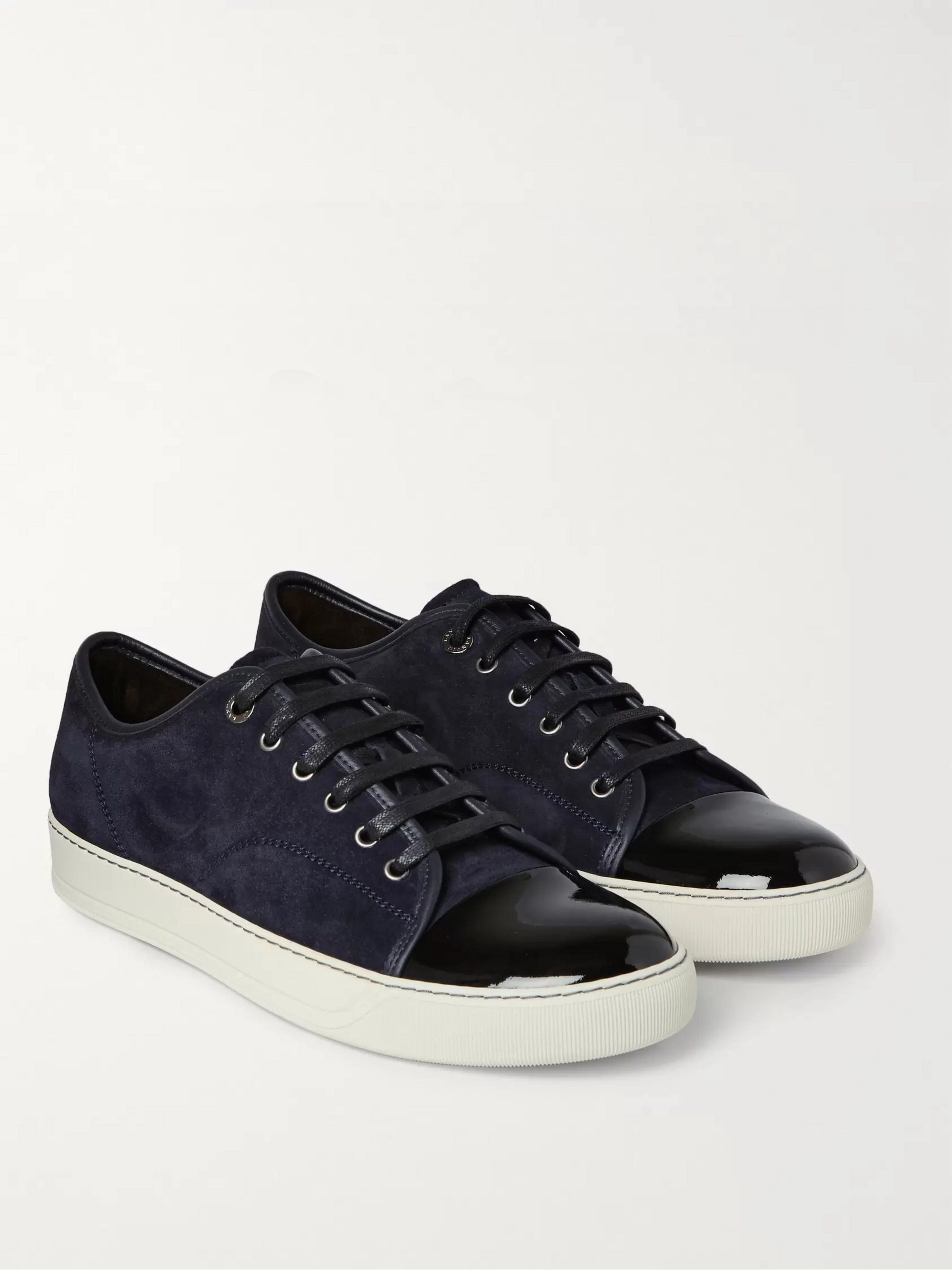 Lanvin High Top Sneakers for Men